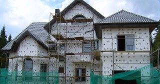 Фасадные работы Сочи цена от 257 руб. м2